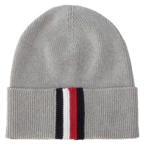 Czapka - corporate pima cotton beanie am0am04848 078 marki Tommy hilfiger
