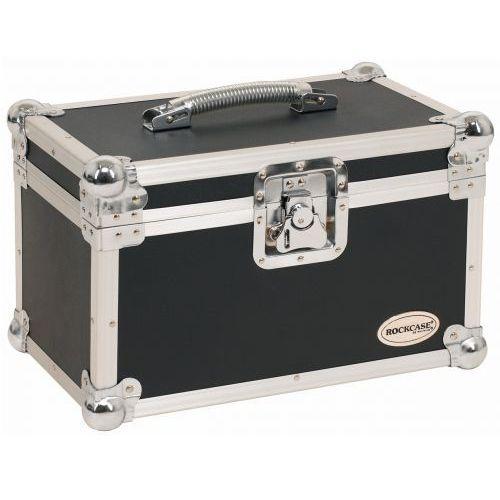 Rockcase RC-23220-B Flight Case - for 10 Microphones, incl. Accessory Compartment, futerał na mikrofony i akcesoria