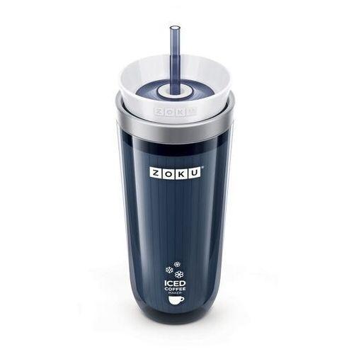 Kubek termiczny Iced Coffee Maker Zoku grafitowy ODBIERZ RABAT 5% NA PIERWSZE ZAKUPY, kolor grafitowy