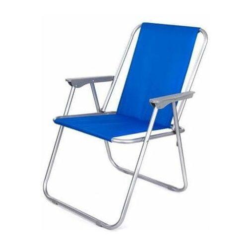 krzesło plażowe, niebieskie marki Happy green