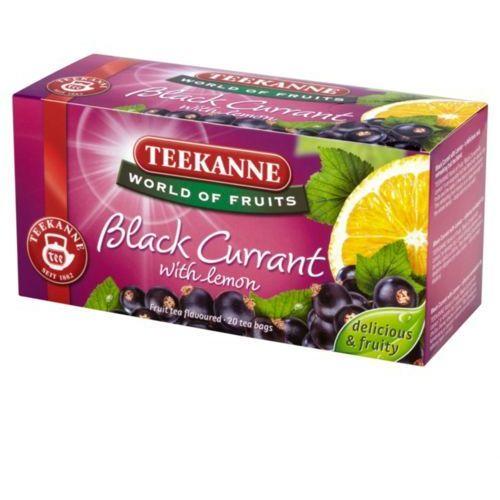Herbata eksp. TEEKANNE Cz.Porzeczka cytr. op.20tor, TEEK BLACKCURAN EX20