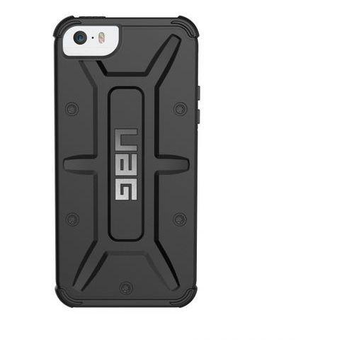 UAG Composite Case do iPhone 5/5s/SE czarny, kolor czarny