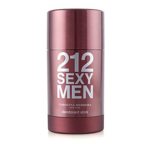 Carolina herrera 212 sexy men dezodorant 75 ml dla mężczyzn (8411061604588)