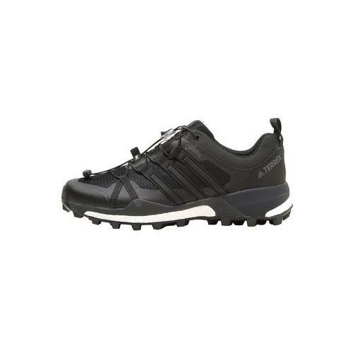 adidas Performance TERREX SKYCHASER GTX Obuwie do biegania Szlak core black/carbon, kolor czarny