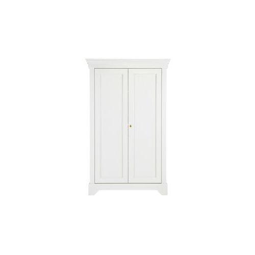 Woood :: szafa isabel - biała - biały