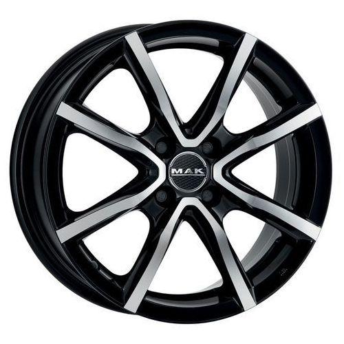 milano 4 black mirror 5.50x15 4x100 et45 dot marki Mak