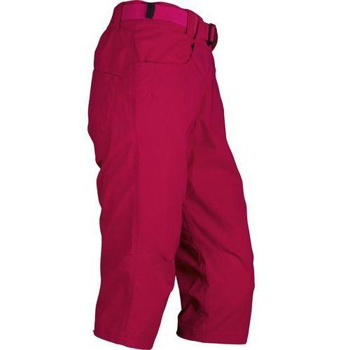 spodnie damskie dash 4.0 lady 3/4 pants cerise xs marki High point