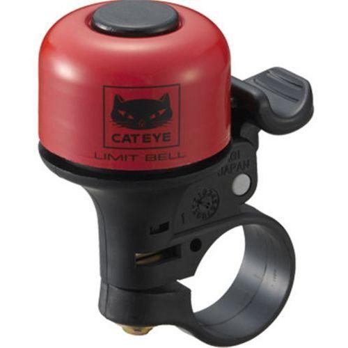 5550111 Dzwonek Cateye Limit Bell PB-800 czerwony (4990173004454)