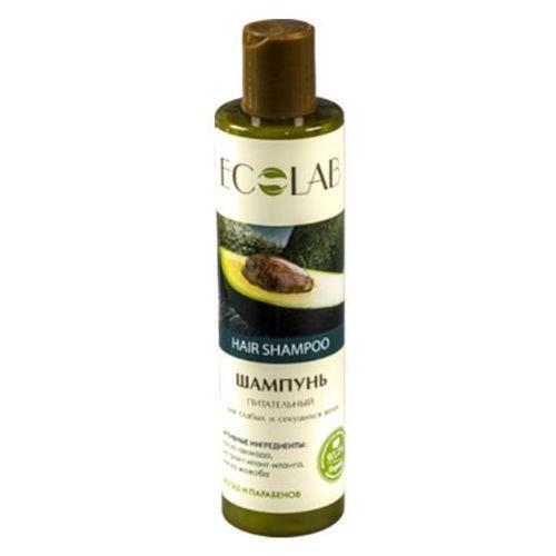 EO LABORATORIE - szampon odżywczy do osłabionych i łamliwych włosów