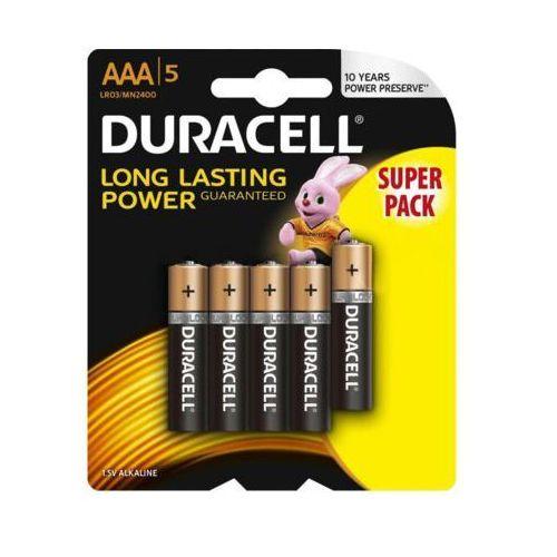 Duracell Bateria basic lr03/aaa (5000394052444)