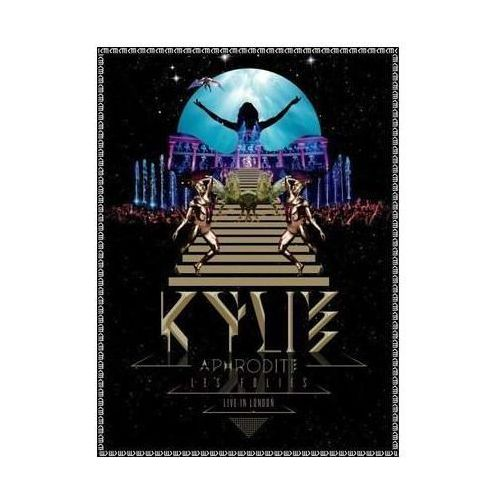 APHRODITE LES FOLIES - LIVE IN LONDON (2CD+1DVD NTSC) - STANDARD - Kylie Minogue (Płyta CD)