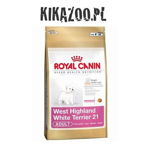 ROYAL CANIN WEST HIGHLAND WHITE TERRIER 3KG