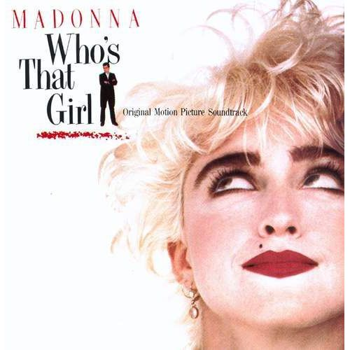 Who`s That Girl? (OST) - Madonna (Płyta CD) (0075992561129)