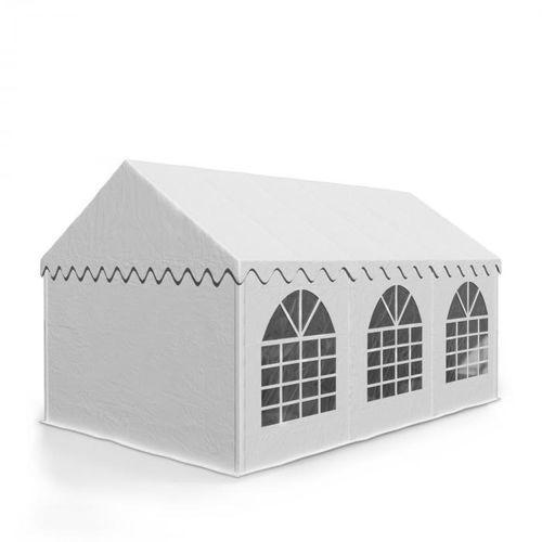 sommerfest 3x6m 500 g/m² namiot imprezowy namiot stały pcw wodoszczelny cynkowany marki Blumfeldt pro