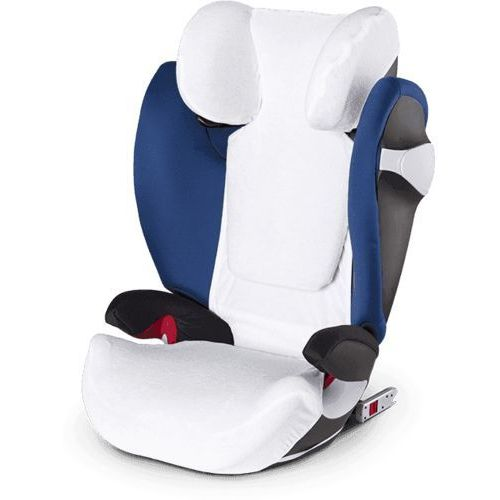 Cybex  pokrowiec letni do fotelika solution m & pallas m white