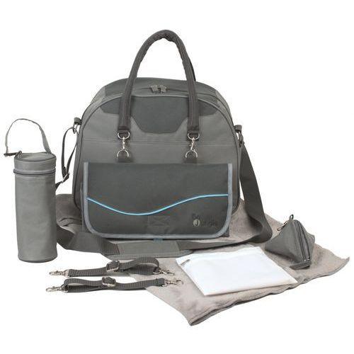 Bo jungle b-city torba dziecięca na akcesoria grey