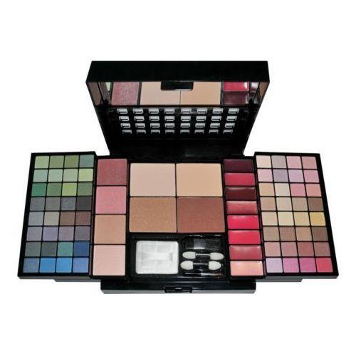 MAKEUP TRADING Schmink Set Flower - zestaw kosmetyków do makijażu Complet Make Up Palette 92g (4038432006327) - OKAZJE