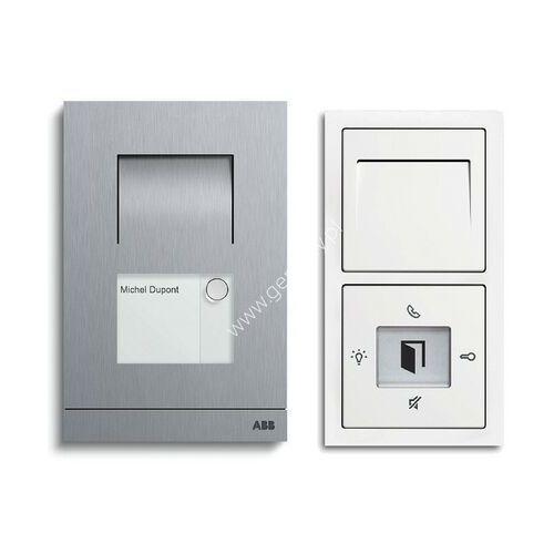 ABB Zestaw domofonowy (83004/1-500) 83004/1-500 - Autoryzowany partner ABB, Automatyczne rabaty.