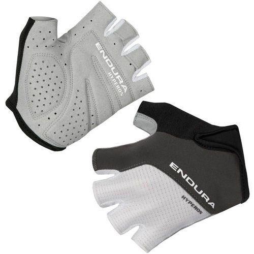hyperon mitt ii rękawiczka rowerowa szary/biały m 2018 rękawiczki szosowe marki Endura