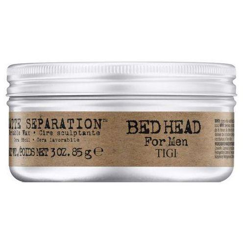 Tigi bed head matte separation - matowy wosk do włosów dla mężczyzn 85 g