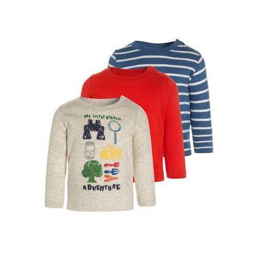 mothercare URBAN FARM GARDEN 3 PACK Bluzka z długim rękawem bright multicolor
