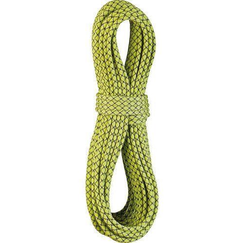 Edelrid swift pro dry lina wspinaczkowa 8,9mm 60m zielony 2018 liny połówkowe