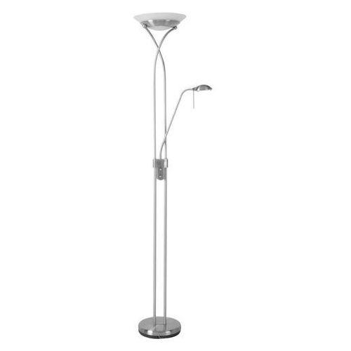 Inspire Eole - lampadaire avec liseuse métal & verre h180cm-