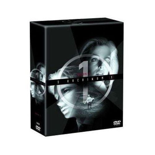 Imperial cinepix Z archiwum x - sezon 1 (dvd) - rob bowman, fred gerber, william graham. darmowa dostawa do kiosku ruchu od 24,99zł (5903570132612)