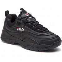 Sneakersy FILA - Disruptor Low Black, D5E4-28870_20190302175121