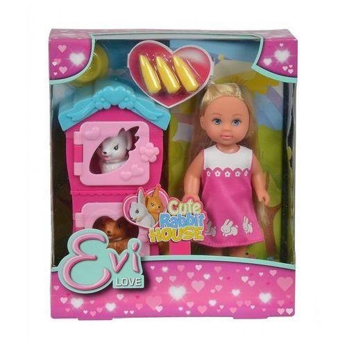 Evi z królikami - Simba Toys. DARMOWA DOSTAWA DO KIOSKU RUCHU OD 24,99ZŁ (4052351019206)