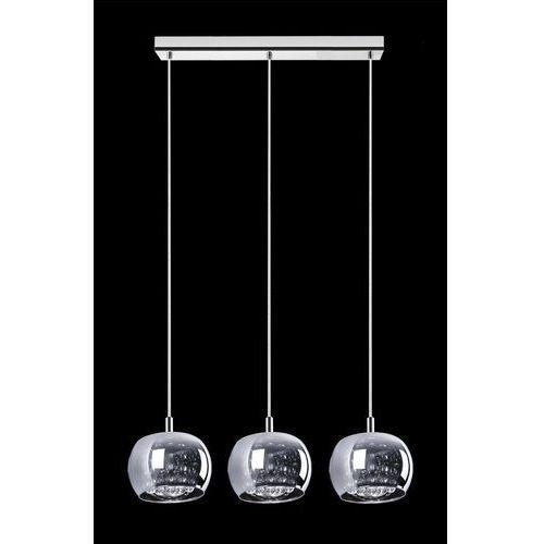 Zumaline Lampa wisząca crystal 3x40w p0076-03n zuma line