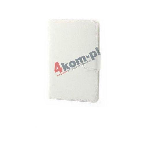 Etui z klawiaturą bluetooth do Samsung Galaxy Tab S 8.4 - Biały, kolor biały