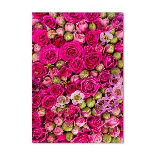 Foto obraz zdjęcie na szkle Bukiet kwiatów