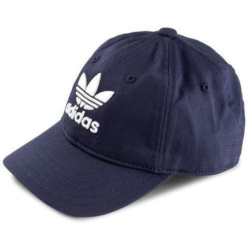 Czapka z daszkiem adidas - Trefoil Cap CD6973 Conavy/White, kolor niebieski