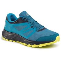 Buty - trailster 2 gtx w gore-tex 409637 27 w0 lyons blue/navy blazer/evening primrose marki Salomon