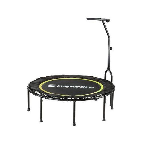 Insportline Profesjonalna trampolina fitness z uchwytem cordy jumping fitness, żółty