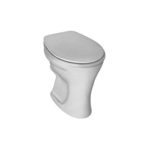 Ideal standard ecco/eurovit miska wc stojąca z półką biała v310601