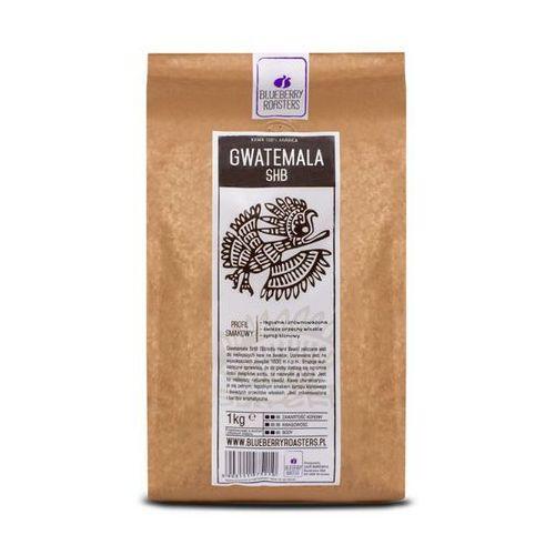 KAWA MIELONA GWATEMALA SHB 1 KG - Mielona \ 1kg z kategorii Kawa