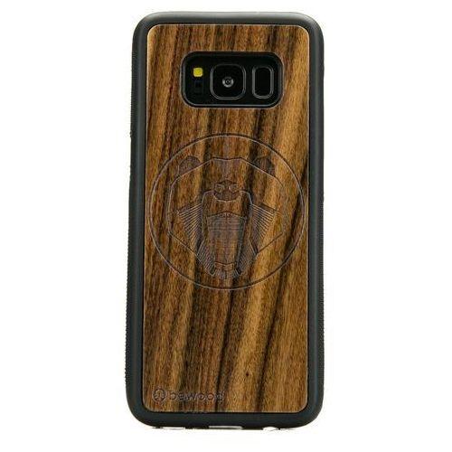 Samsung s8 niedźwiedź palisander geometric animals marki Bewood