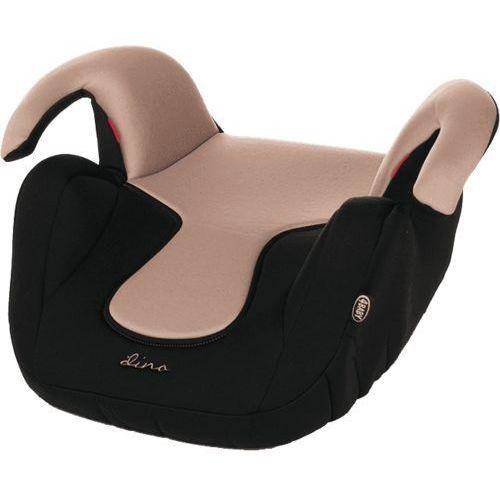 4baby  siedzisko samochodowe dino xv (15-36kg) – beżowy, kategoria: siedziska samochodowe