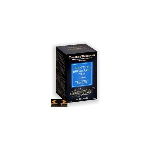 Herbata  herbata czarna w saszetkach scottish breakfast 50 saszetek od producenta Taylors of harrogate