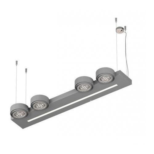 lampa wisząca DALTEC K1Whs QR111/TL5, CLEONI T047K1Whs+
