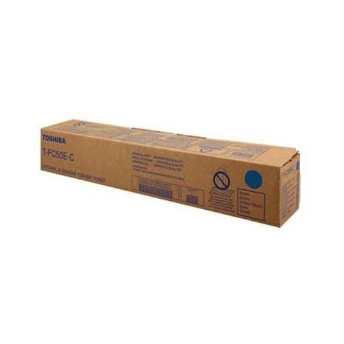 Toner oryginalny t-fc50e-c (6aj00000113) (błękitny) - darmowa dostawa w 24h marki Toshiba