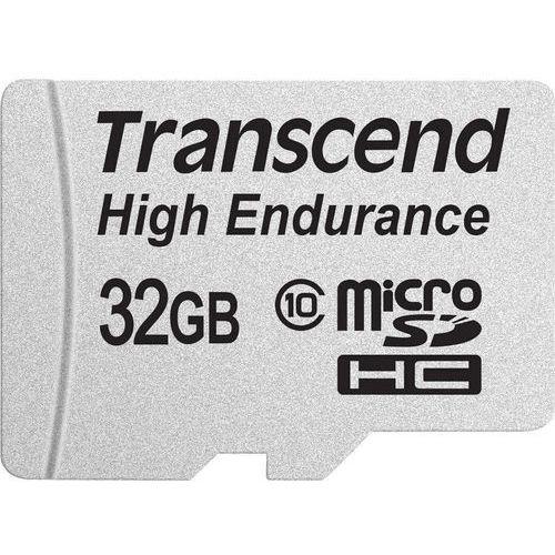 Karta pamięci microSDHC Transcend TS32GUSDHC10V, 32 GB, Class 10, 21 MB/s / 20 MB/s