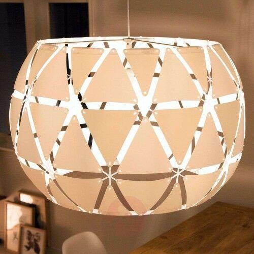 Piękna lampa wisząca sandalwood smart volume 80 marki Philips