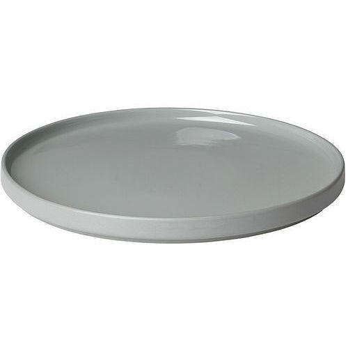 Blomus Talerz obiadowy mirage grey (4008832637179)