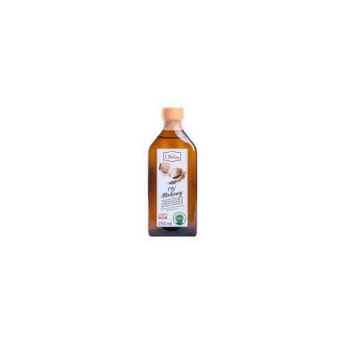 Olej makowy w opakowaniach 250 ml OlVita, 613A-137DC_20151009141815. Najniższe ceny, najlepsze promocje w sklepach, opinie.