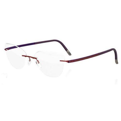 Okulary Korekcyjne Silhouette 4521 6057