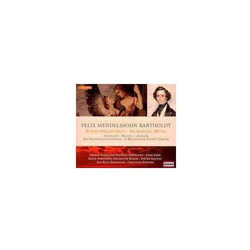Schauspielmusiken - Antigone, Oedipus, Athalia, A Midsummer Night's Dream