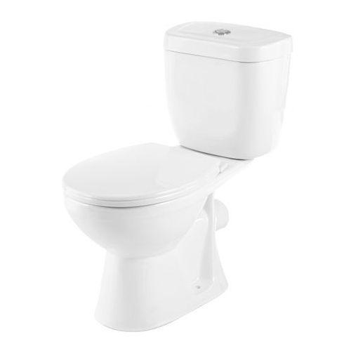 Kompakt WC GoodHome Lagon 3/6 l z deską wolnoopadającą z polipropylenu (3663602690337)
